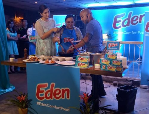 Kraft Eden Cheese Launch and Demo